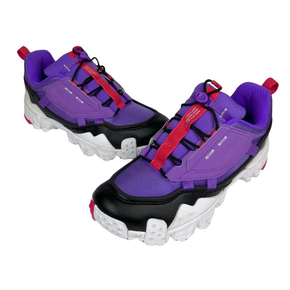 Puma Trailfox Overland Lace Up Womens 9 Sneakers